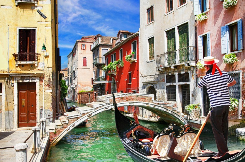 Enjoy the Deepest Side of Venice on a Private Gondola Ride