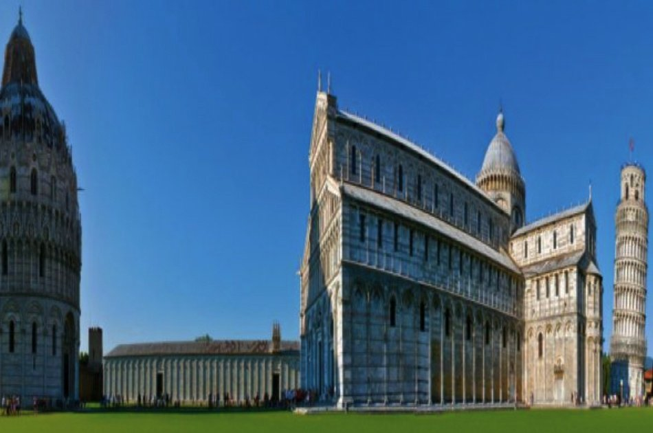 Enjoyable Private Pisa Walking Tours and Cathedral