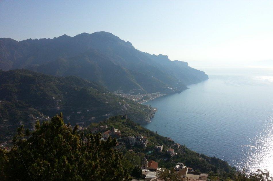 Exclusive Tour of Positano, Sorrento and Pompeii Group Tour from Port