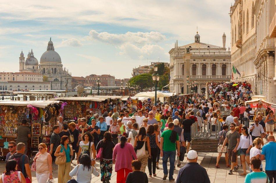 Explore Byzantine Venice & Enjoy a Gondola Ride
