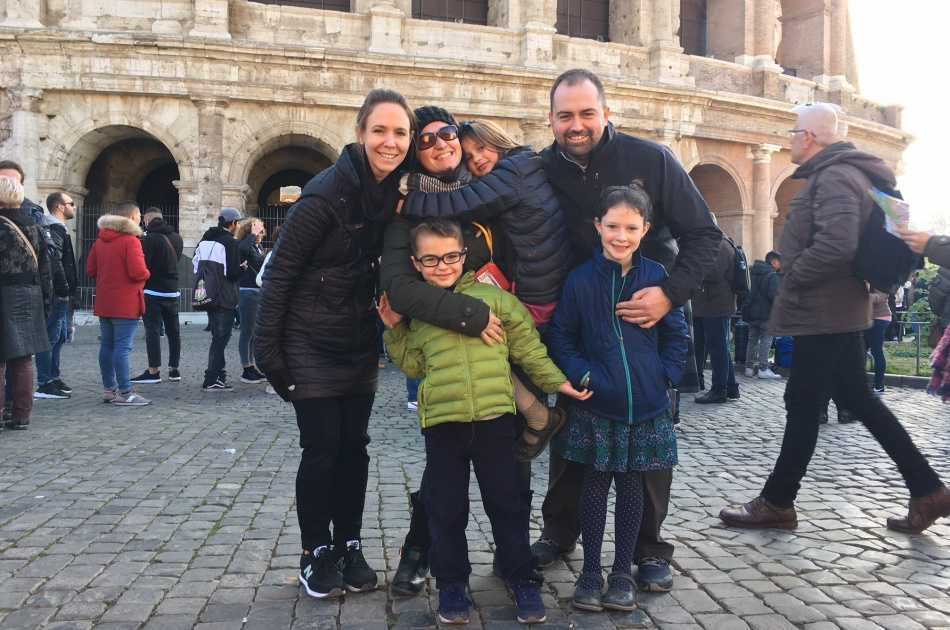 Family-friendly Colosseum and Ancient Rome Tour