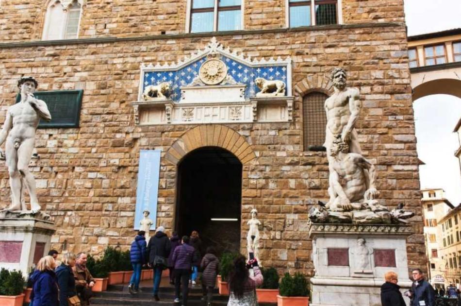 Florence Walking & Accademia Tour