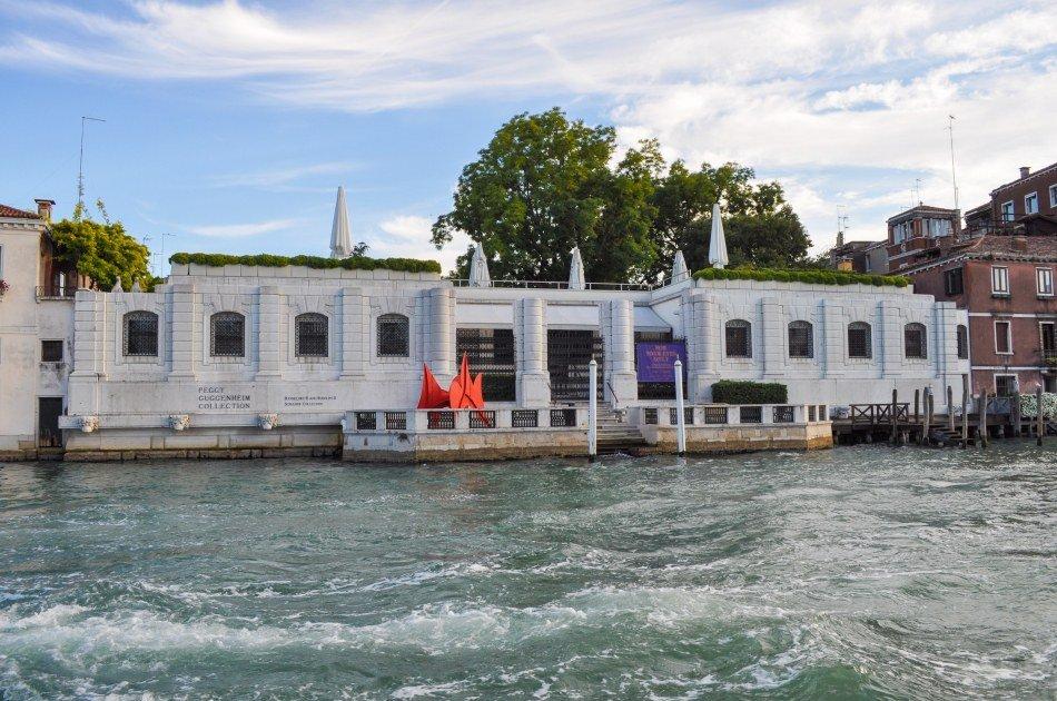 Following the Steps of Modern Art in Venice