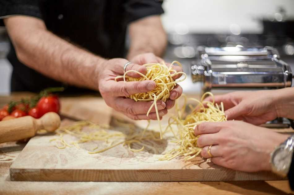 Fresh Pasta Making in a Private Apartment