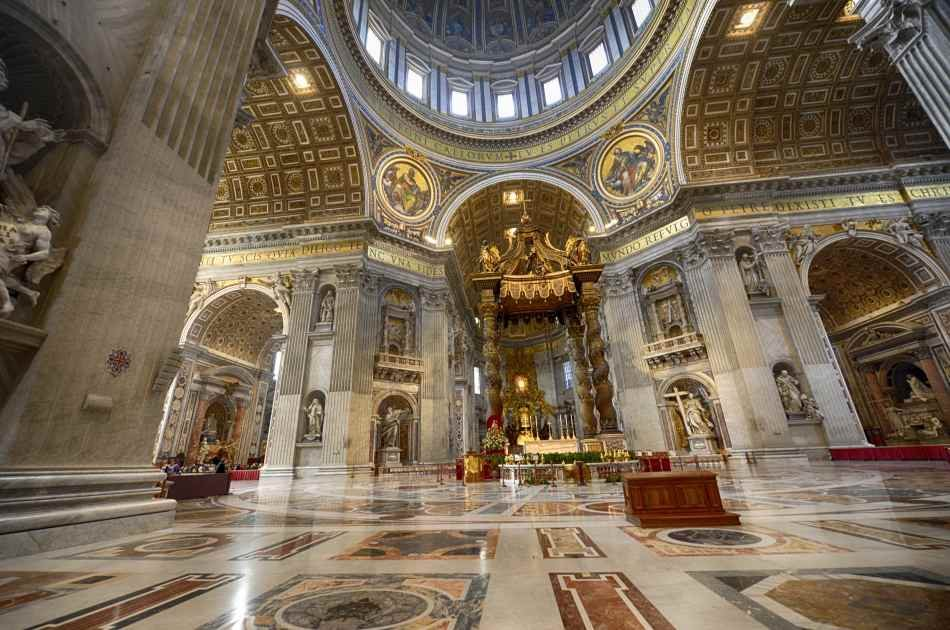 Friday Night: Vatican Museums & Sistine Chapel Exclusive Tour