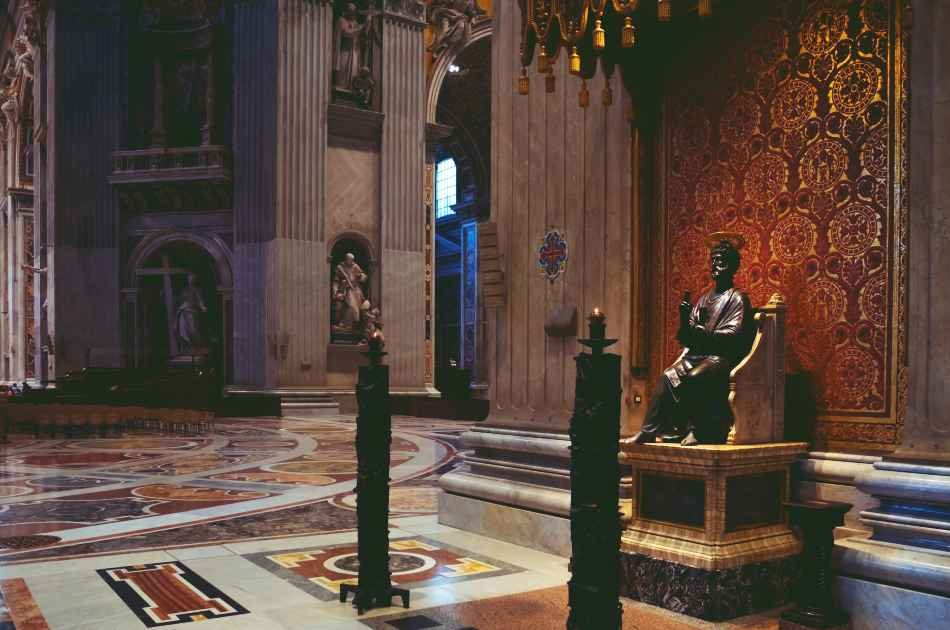 Friday Night: Vatican Museums & Sistine Chapel With Dinner