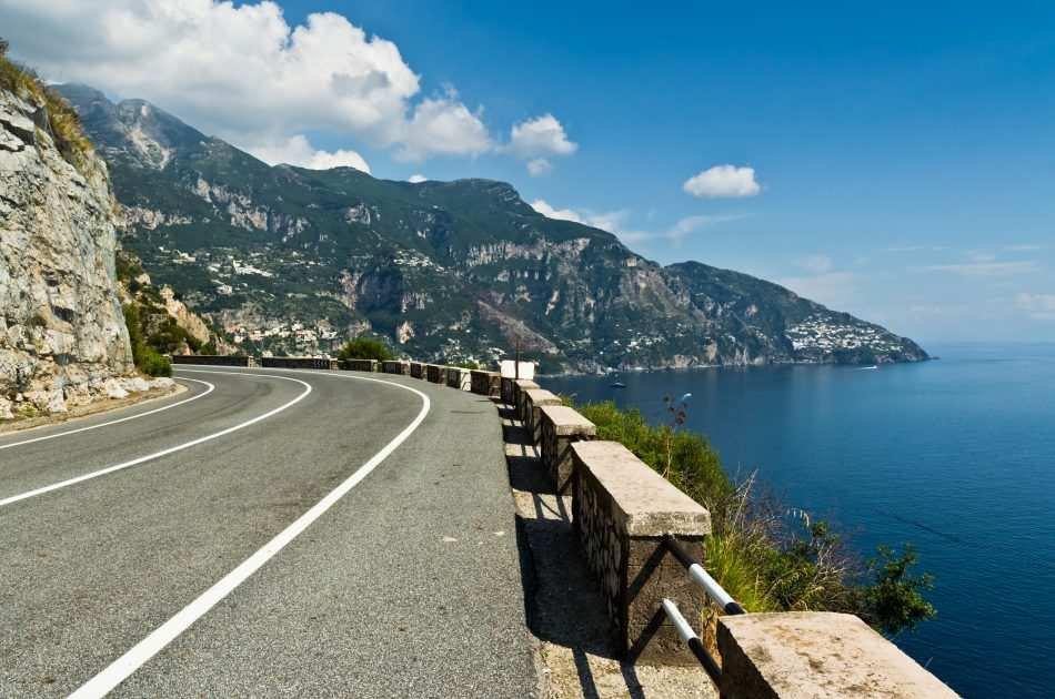 Full Day Group Tour of The Amalfi Coast
