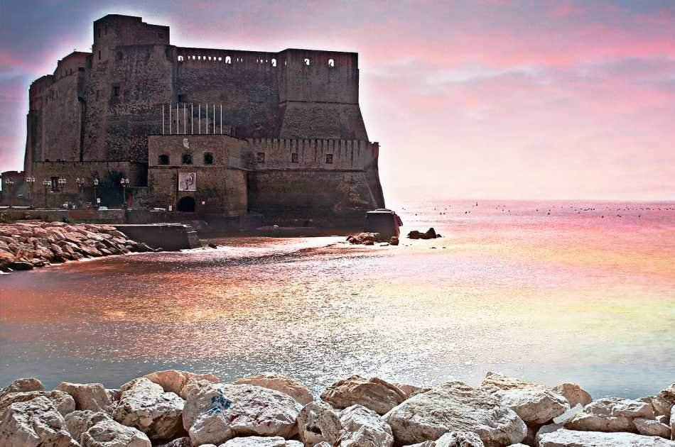 Half Day Small Group Tour of Naples