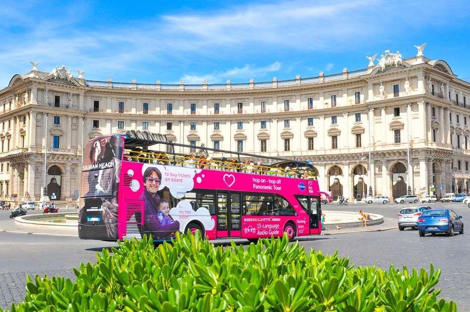 I Love Rome Panoramic Tour With Vatican Tour