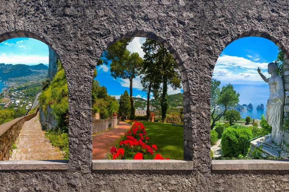 Isola Bella Private Tour With Blue Grotto Included!