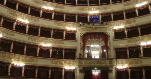 La Scala Museum and Theatre - Walking Tour