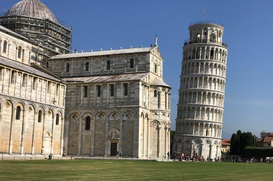 La Spezia Shore Private Luxury Tour to Florence and Pisa