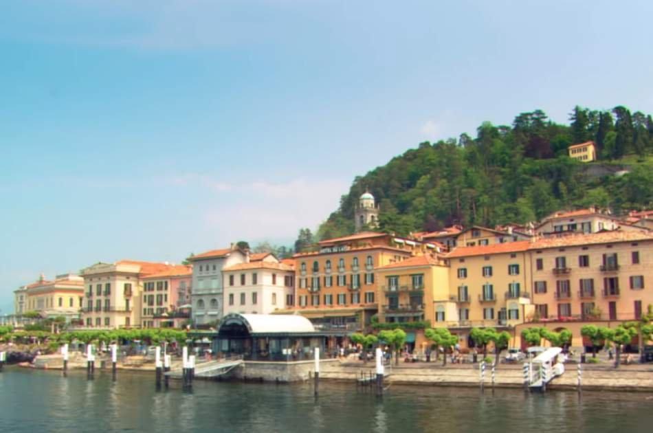 Lake Como Full Day Tour