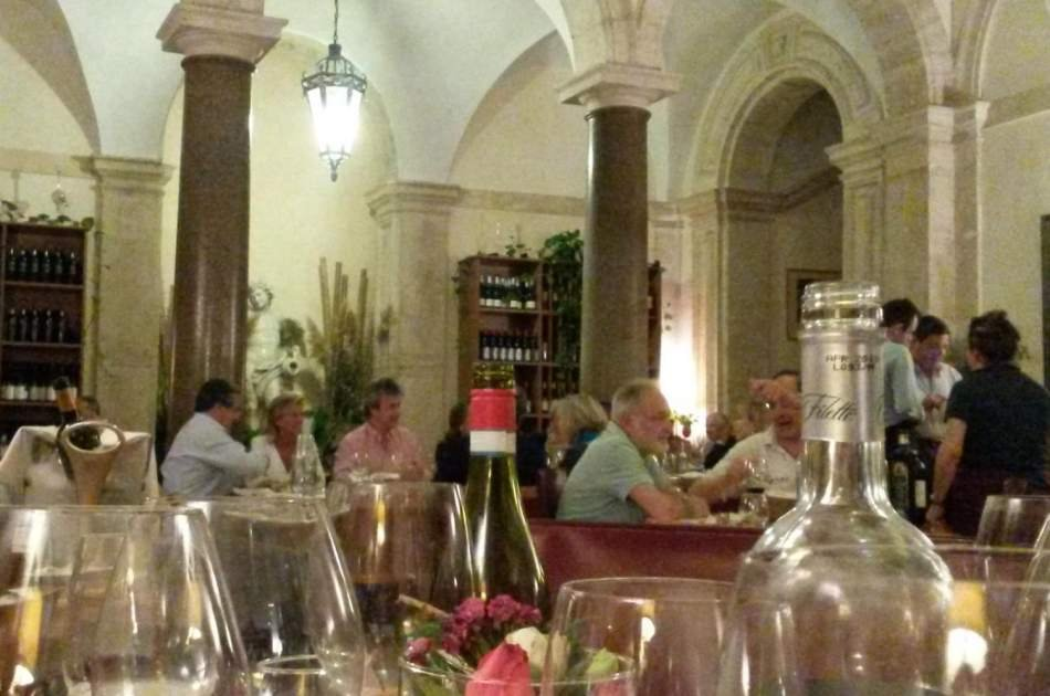 Luxury Gourmet Dinner With Paired Wines