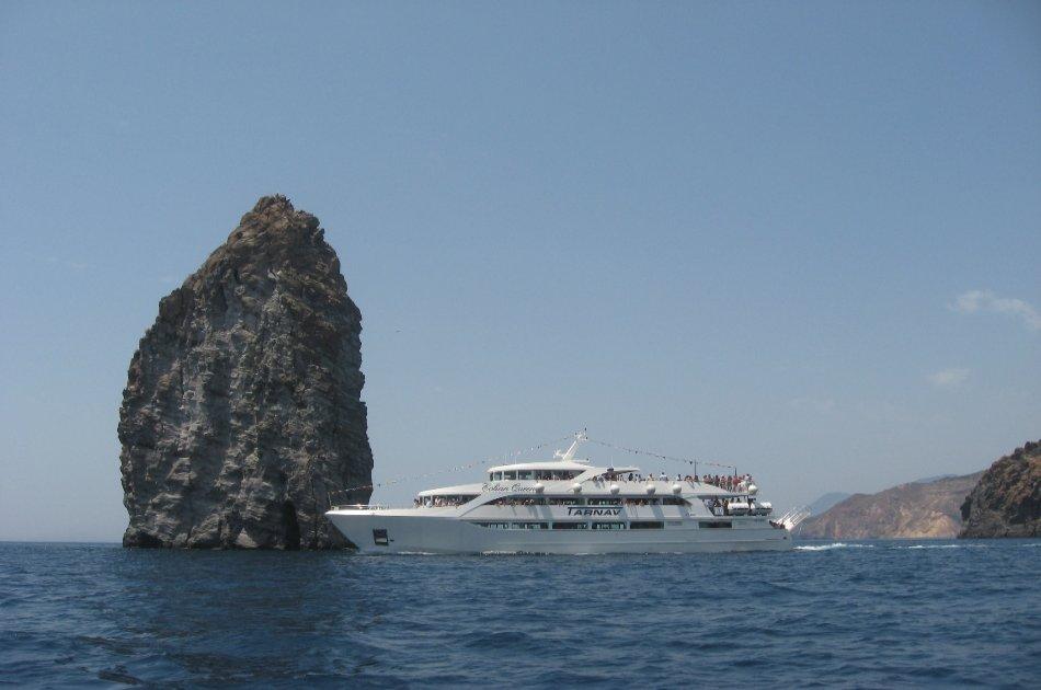 Minicruise to Lipari and Vulcano - Aeolian Islands
