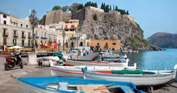 Minicruise to Lipari and Vulcano - Aeolian Islands