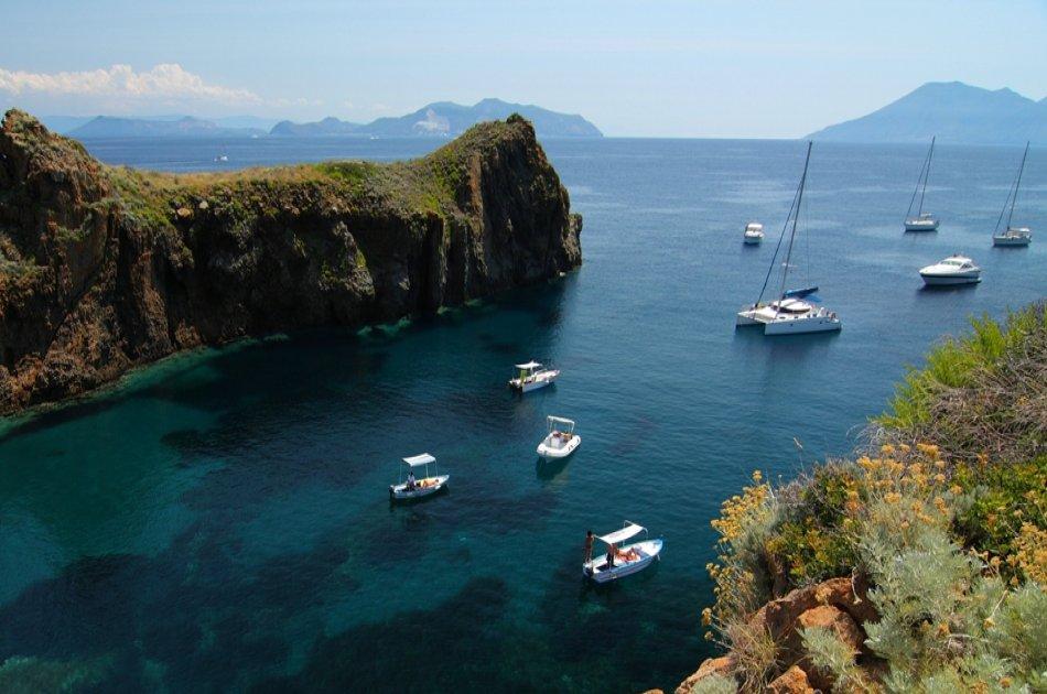 Minicruise to Panarea & Stromboli - Aeolian Islands