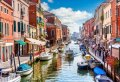 Murano and Burano Island Private Tour With a Glass of Wine