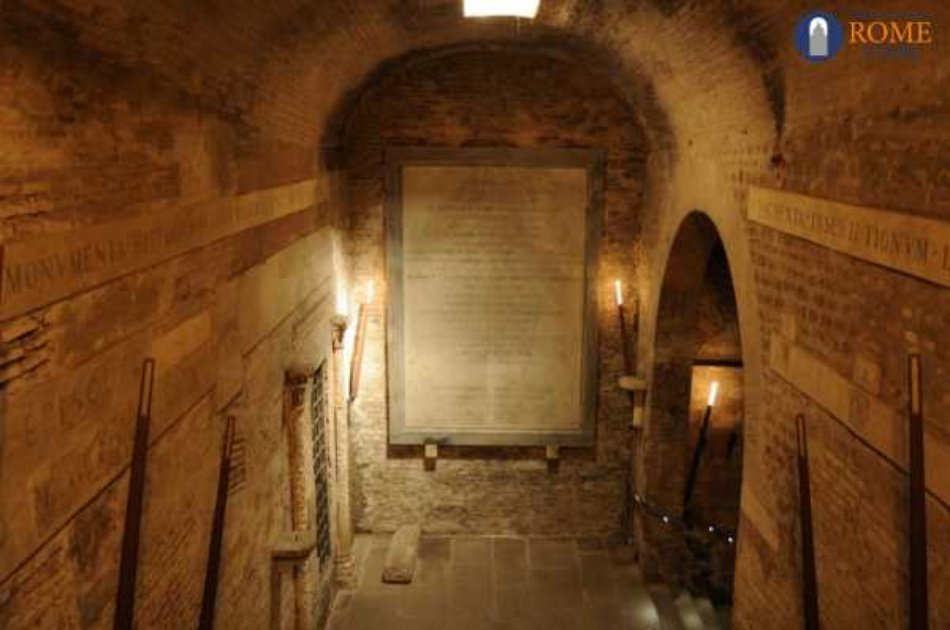 Mysterious Rome Private Tour