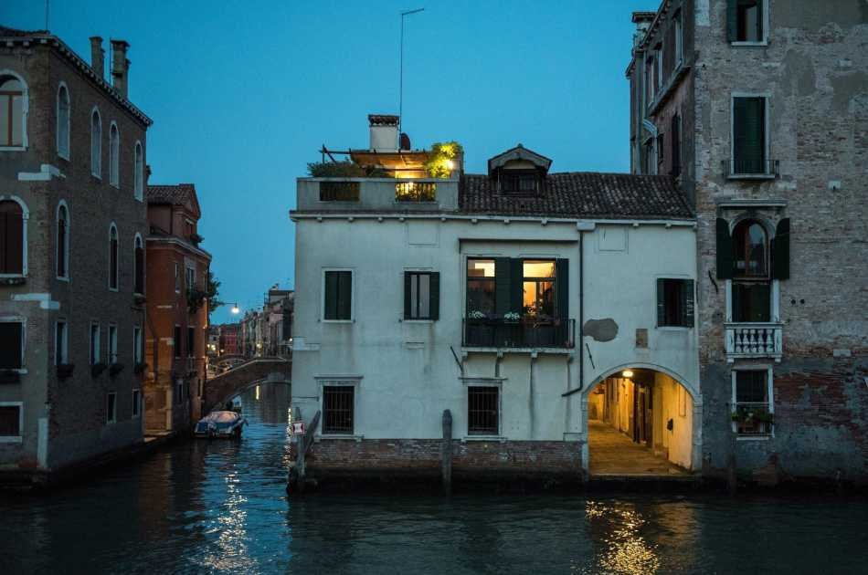 Mystery in Venice: Legends & Ghosts of Cannaregio District