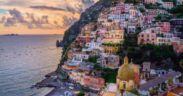Exclusive Positano, Sorrento and Pompei