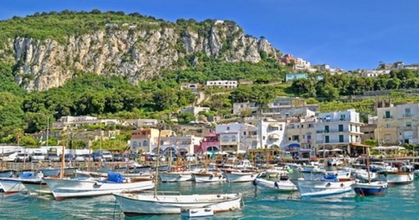 Open Voucher Fully Refundable Capri Tour