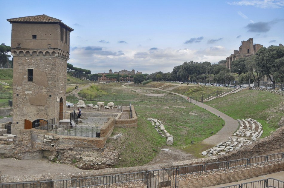 Panoramic Private Tour of Rome