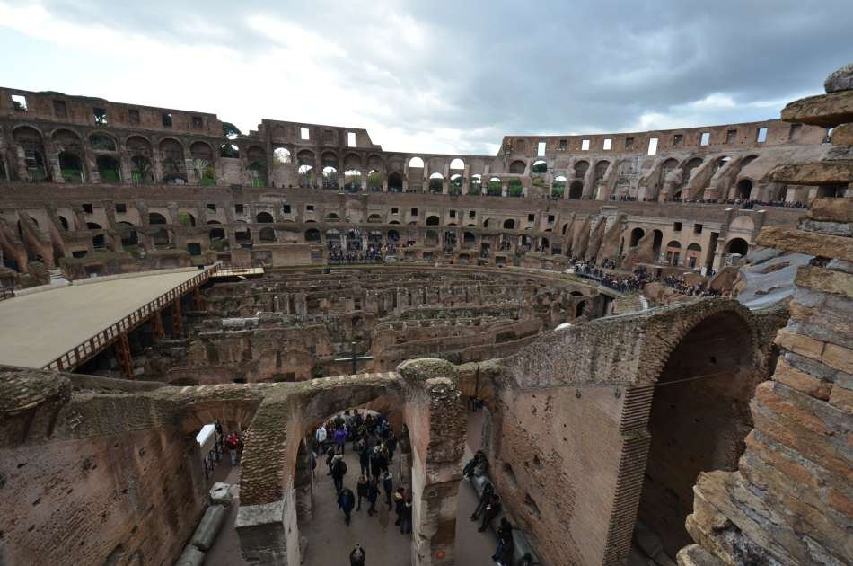 Papal Audience With Pope Francis & Ancient Rome Combined Tour