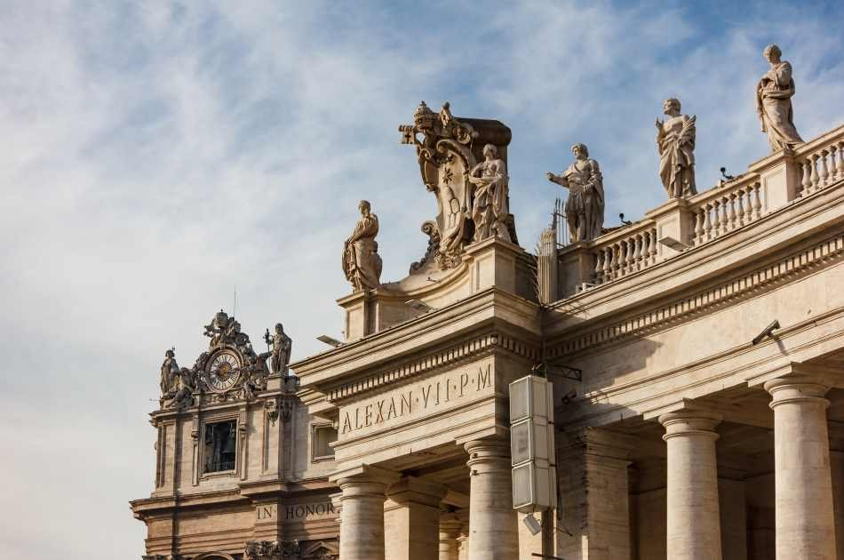 Papal Audience With Pope Francis & Vatican Group Combined Tour