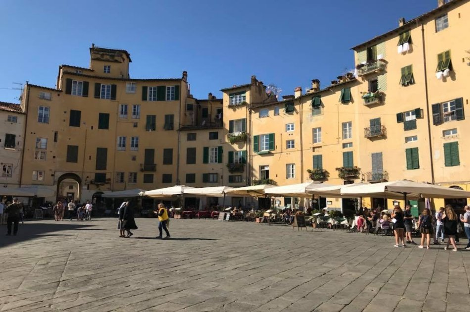 Pisa & Lucca Private Luxury Tour From Florence