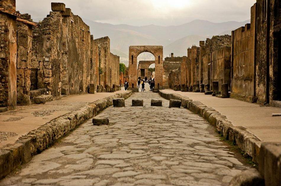 Pompei and Herculaneum Private Tour