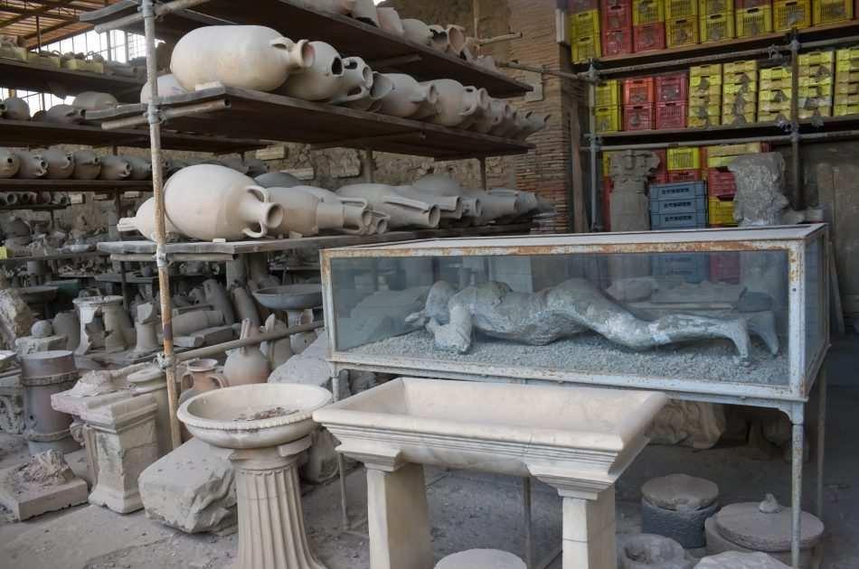 Pompeii Sorrento Positano Private tour