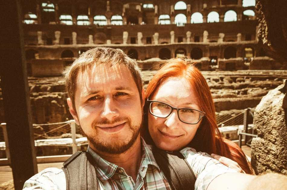 Private Guided Tour to the Colosseum, Roman Forum and Palatine Hill