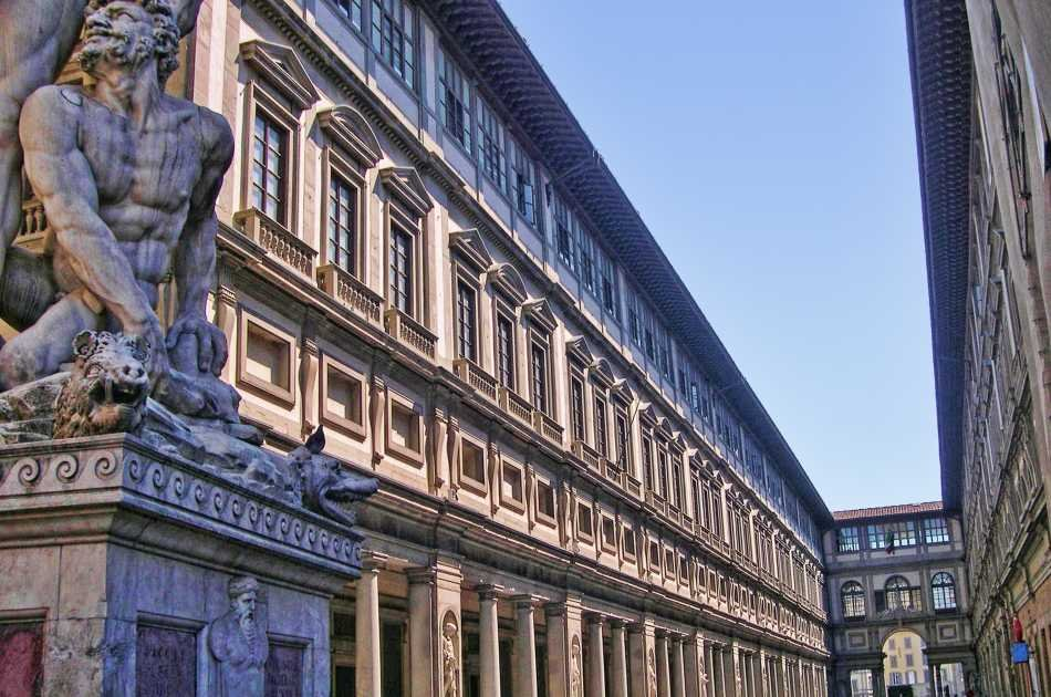 Private Guided Visit to the Uffizi Gallery Includes Skip the line