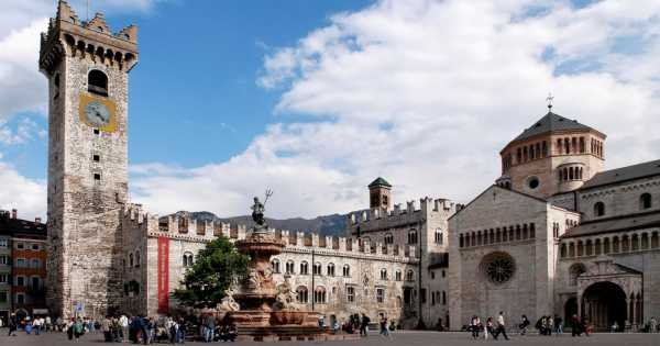 "Private Guided Walking Tour ""The historical City Center of Trento"""