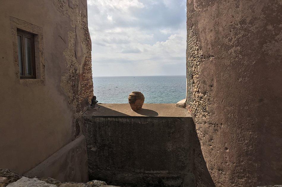 Private Half Day Child Friendly Trip to Santa Severa Castle