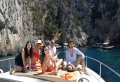 Private Luxury Yacht Tour Visiting Capri & Positano