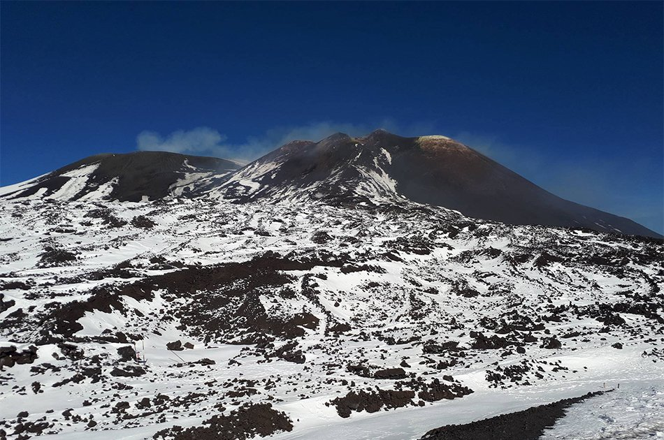 Private Mount Etna & Wine Experience in Sicily