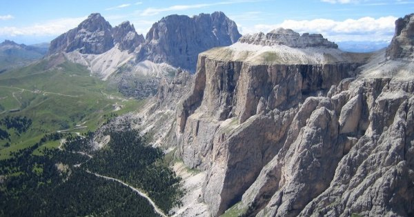 Private Panoramic Tour of The Great Dolomites Road From Bolzano
