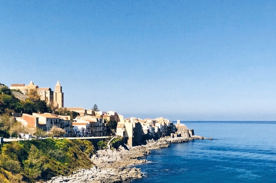 Private Shore Excursion to Cefalù and Monreale with Local Guide starting from Palermo