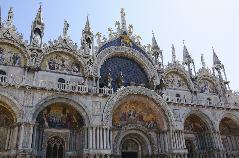 Private Tour of Venice and St Mark's Church