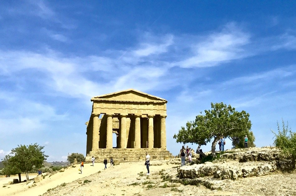 Private Tour to Agrigento - Valley of Temples from Palermo
