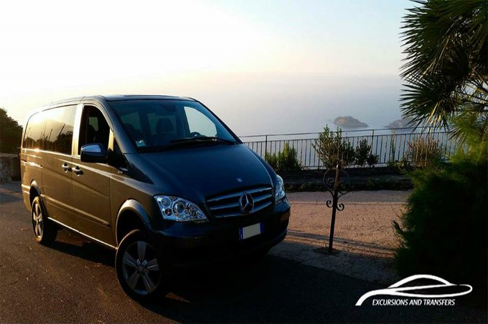 Private Transfer from Naples to the Amalfi Coast