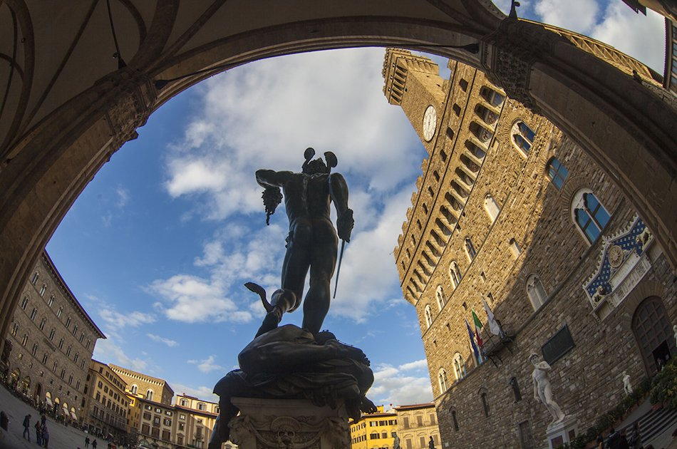 Private Walking Tour of Florence