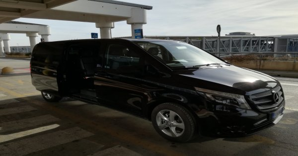 Private Transfer From  Bari International Airport Karol Wojtyla