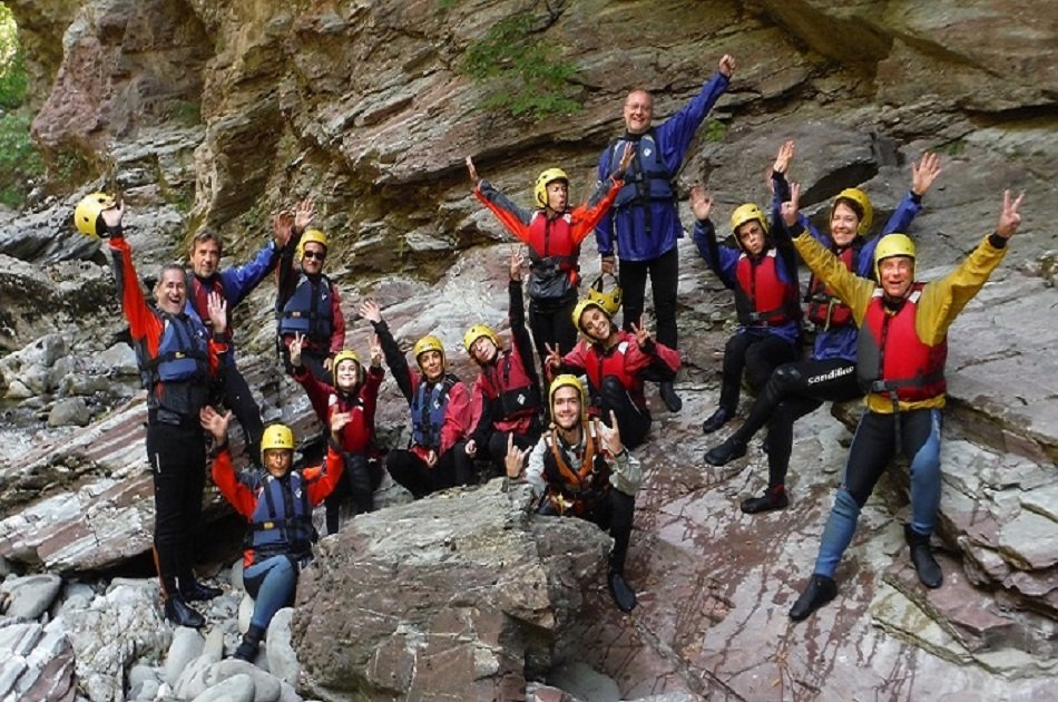 River Trekking in Tuscany