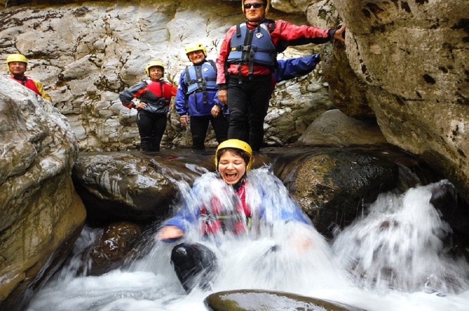 River Trekking in Tuscany