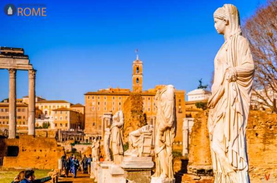 Rome for Kids