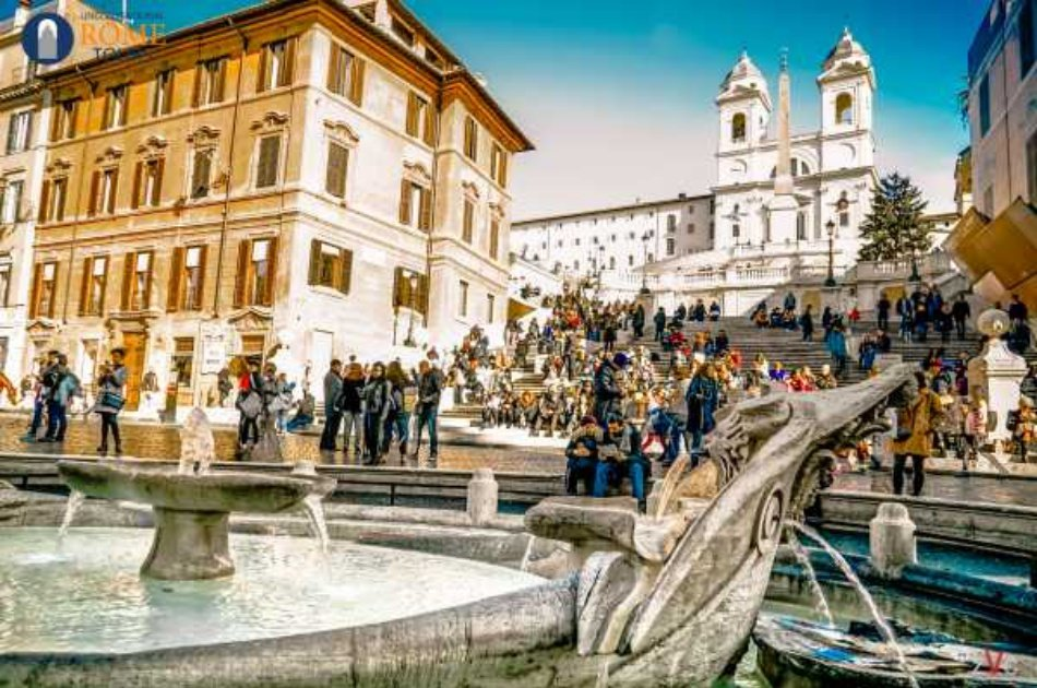 Rome Highlights Private Treasure Hunt