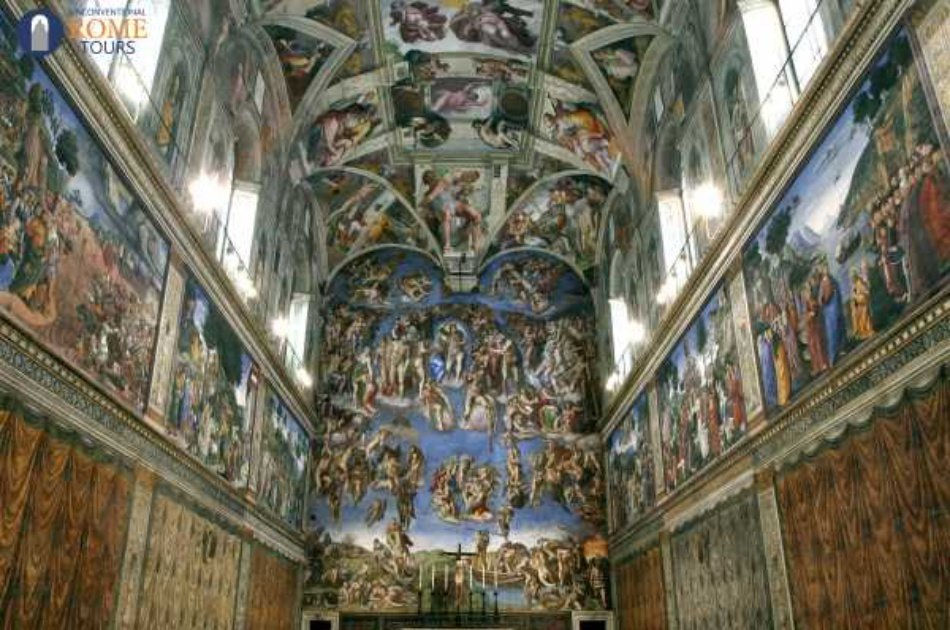 Rome in 1 Day Guided Tour with Hotel Pickup